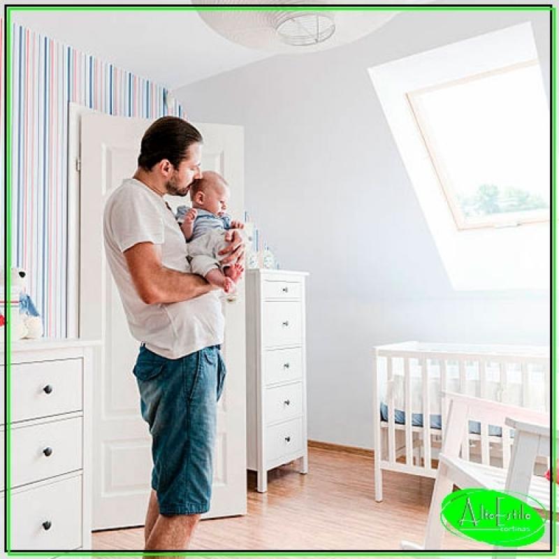 Aplicação de Papel Parede Nacional Continental - Papel de Parede Infantil