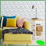aplicação de papel de parede bobinex relevo Casa Verde Média