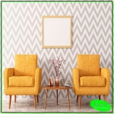 aplicação de papel parede importado Imirim
