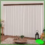 cortina de trilho para sala City Butantã