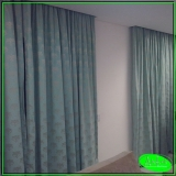 cortina de trilho para salas Parque Industrial Thomas Edson