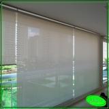 cortina modelo persiana motorizada Barra Funda