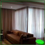 cortina para sala sob medida valor Vila Hermínia