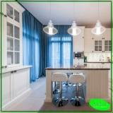 cortinas de cozinha preço Jardim Primavera