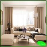 cortinas de sala preço City Butantã