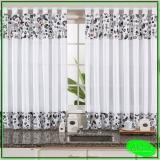 cortinas de trilho cozinha Vila Congo