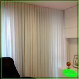 cortina de trilho para janela