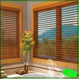instalação de persianas de madeira Vila Barra Funda