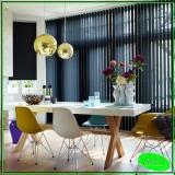 instalação de persianas verticais de pvc Jardim das Graças
