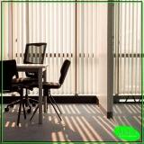 onde comprar persianas verticais para escritório Sumarezinho