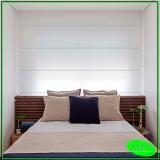 persianas para dormitório Vila Regina